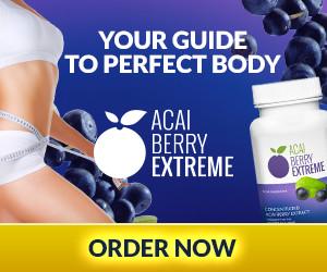 Acai Berry Extreme - отслабване