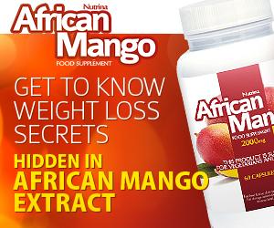 African Mango - отслабване